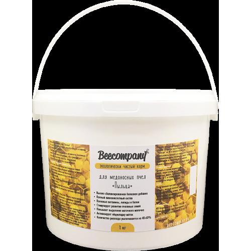 Корм  для пчел «Пыльца» (заменитель пыльцы)